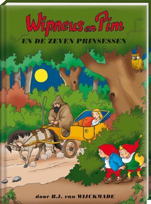 Wipneus en Pim en de zeven prinsessen