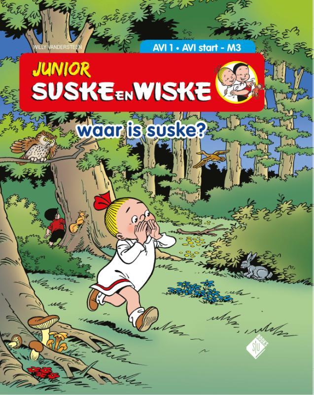 Waar is Suske?