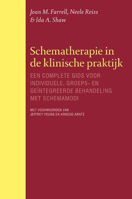 Schematherapie in de klinische praktijk
