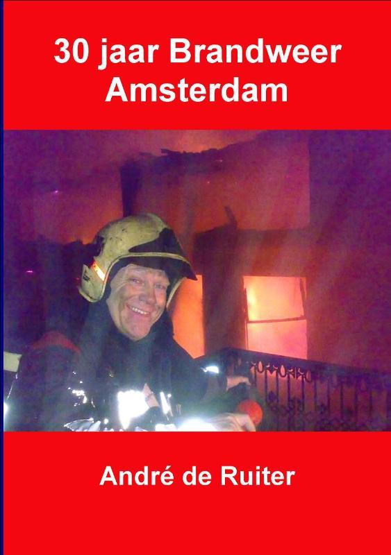 30 jaar brandweer