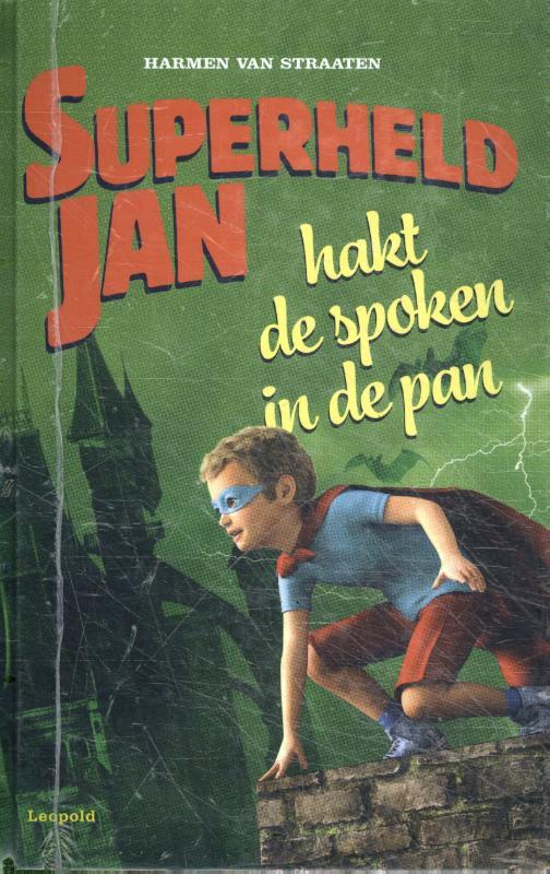 Superheld Jan actiepakket 4 x 3 titels