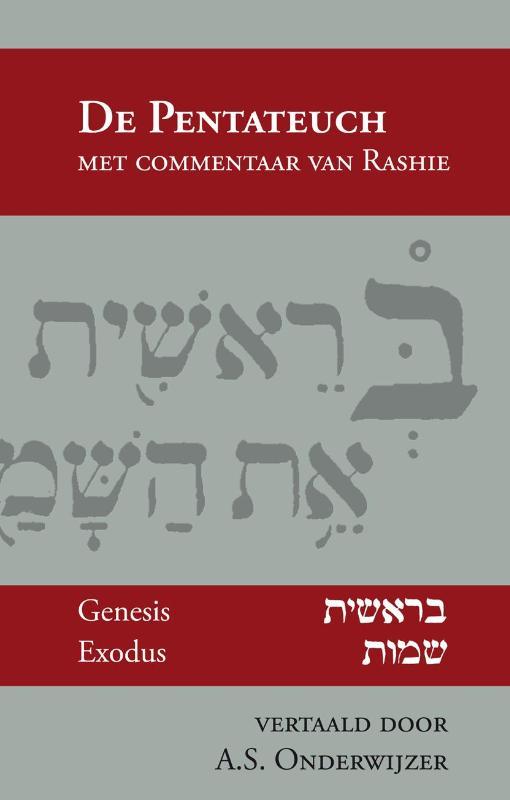 De Pentateuch met comentaar van Rashie