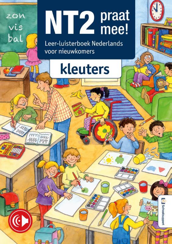 Leer-luisterboek Kleuters