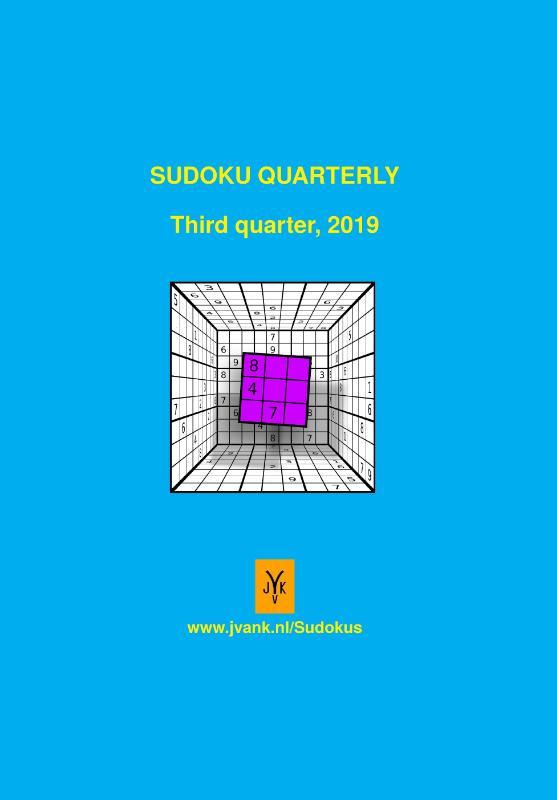 third quarter 2019