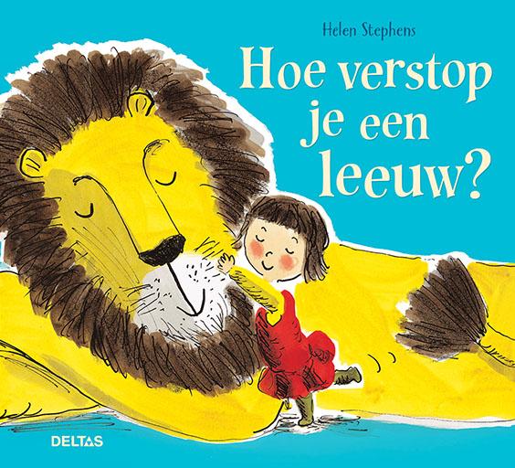 Hoe verstop je een leeuw?