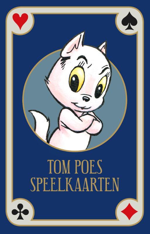 Tom Poes speelkaarten