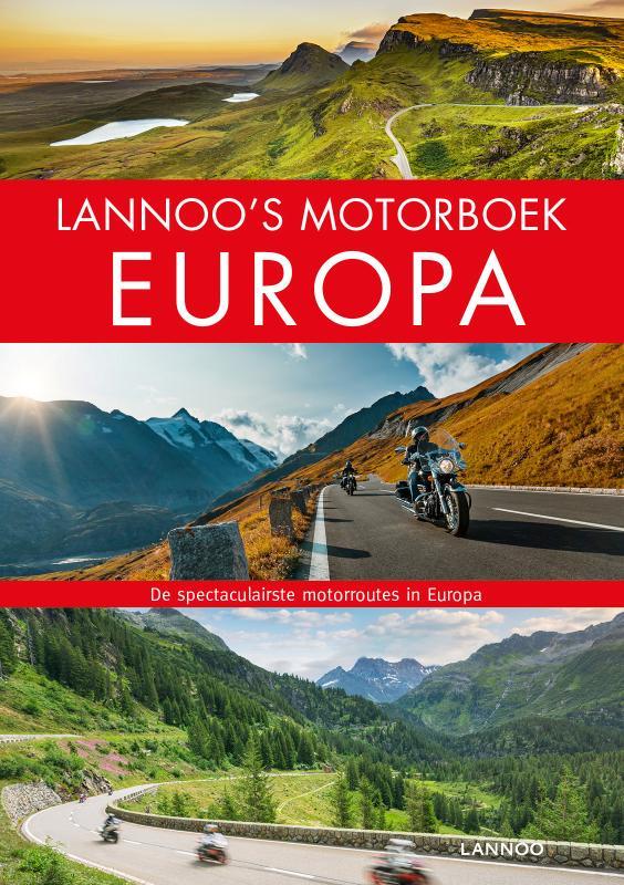 Lannoo's Motorboek Europa