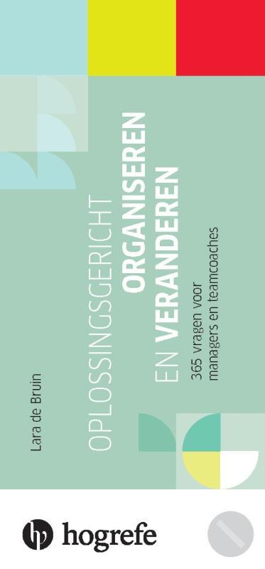 Oplossingsgericht organiseren en veranderen