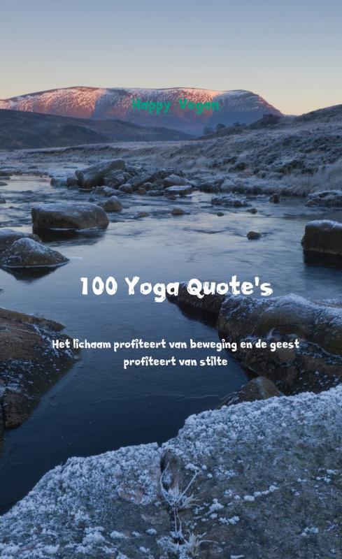 100 Yoga Quotes