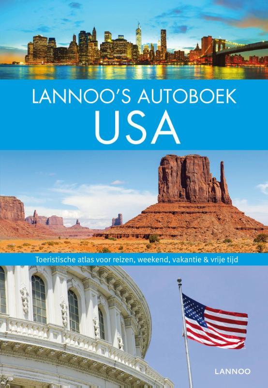 Lannoo's Autoboek - USA