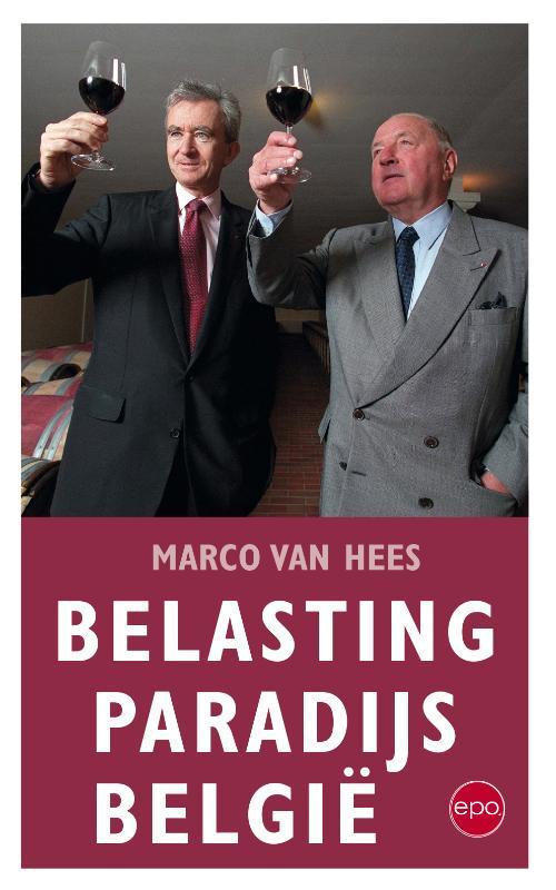 Belasting paradijs Belgie