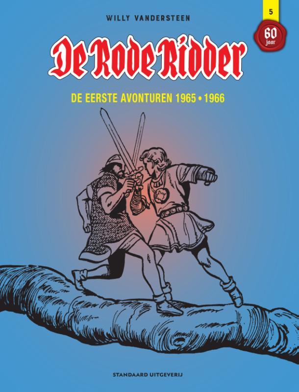 De eerste avonturen 1965-1966