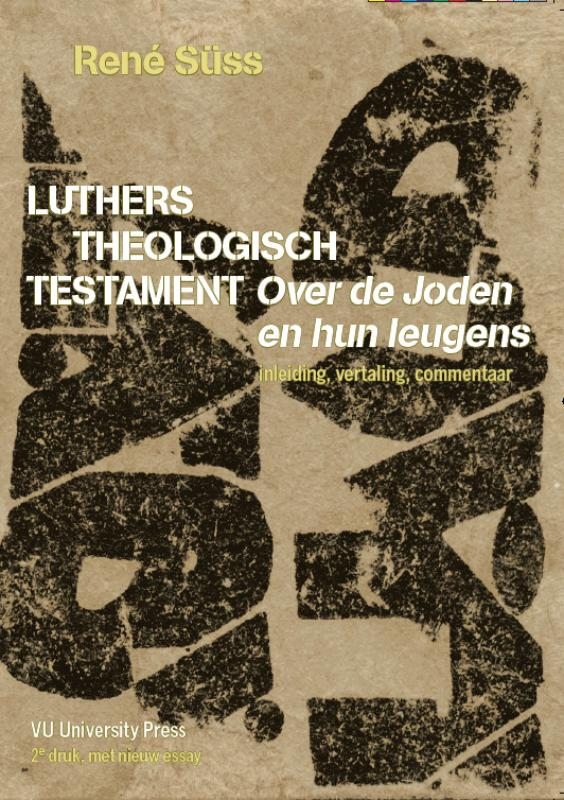 Luthers theologisch testament