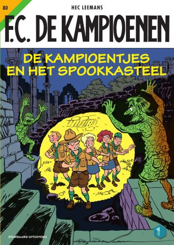 De kampioentjes en het spookkasteel