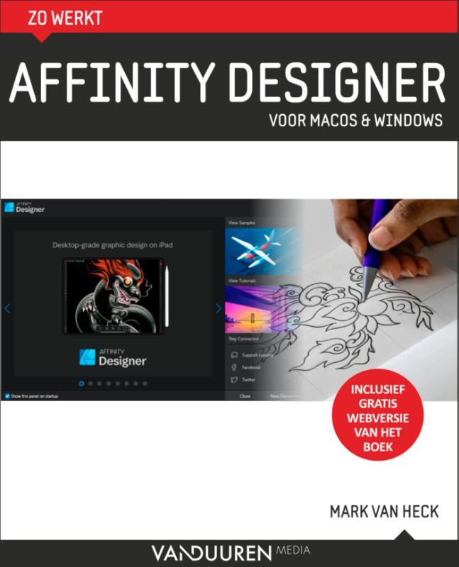 Zo werkt Affinity Designer