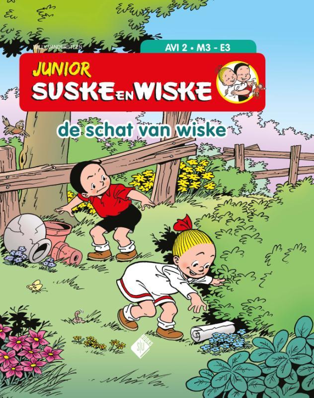 De schat van Wiske