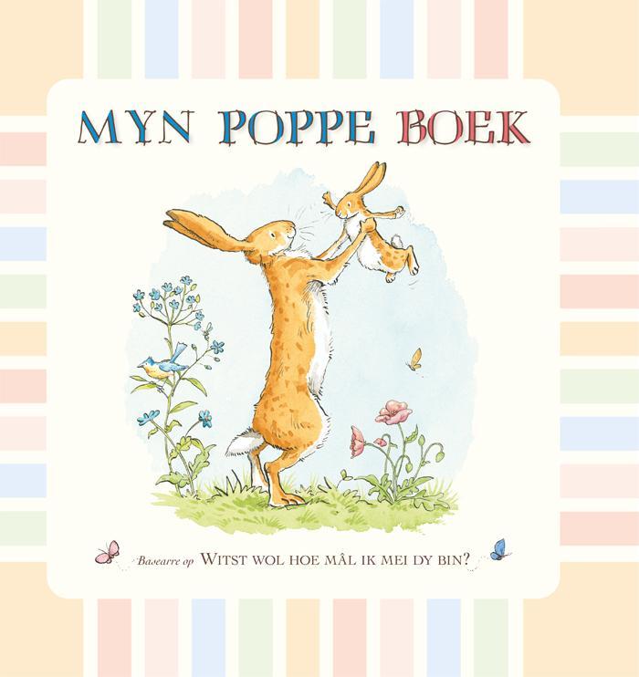 Myn poppe boek