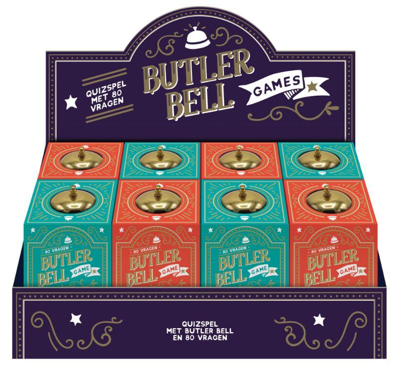Display Butler Bell Game 2Tx4E