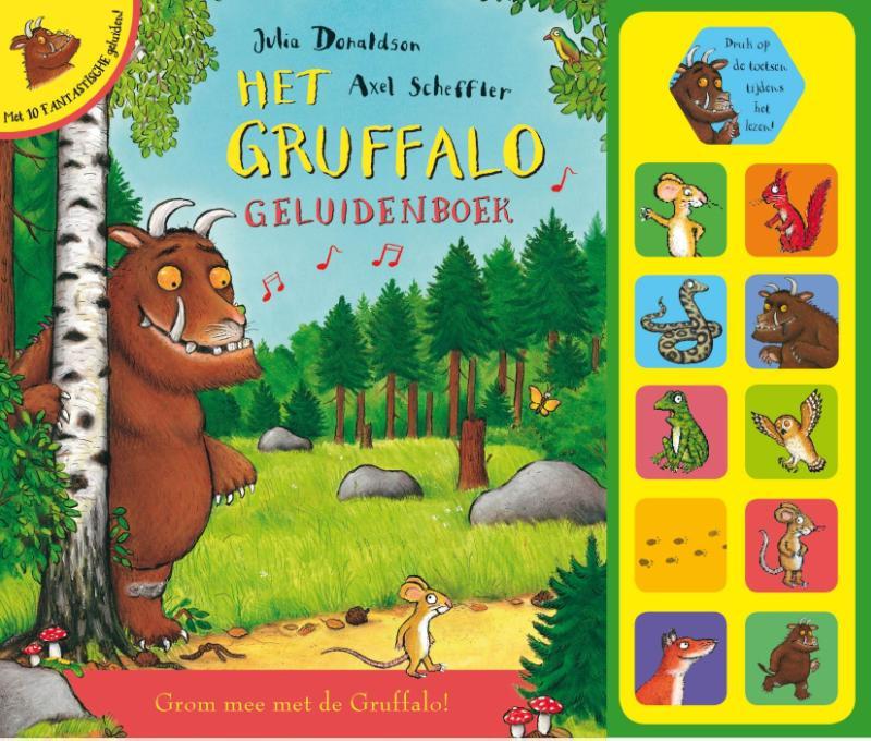 Het Gruffalo geluidenboek