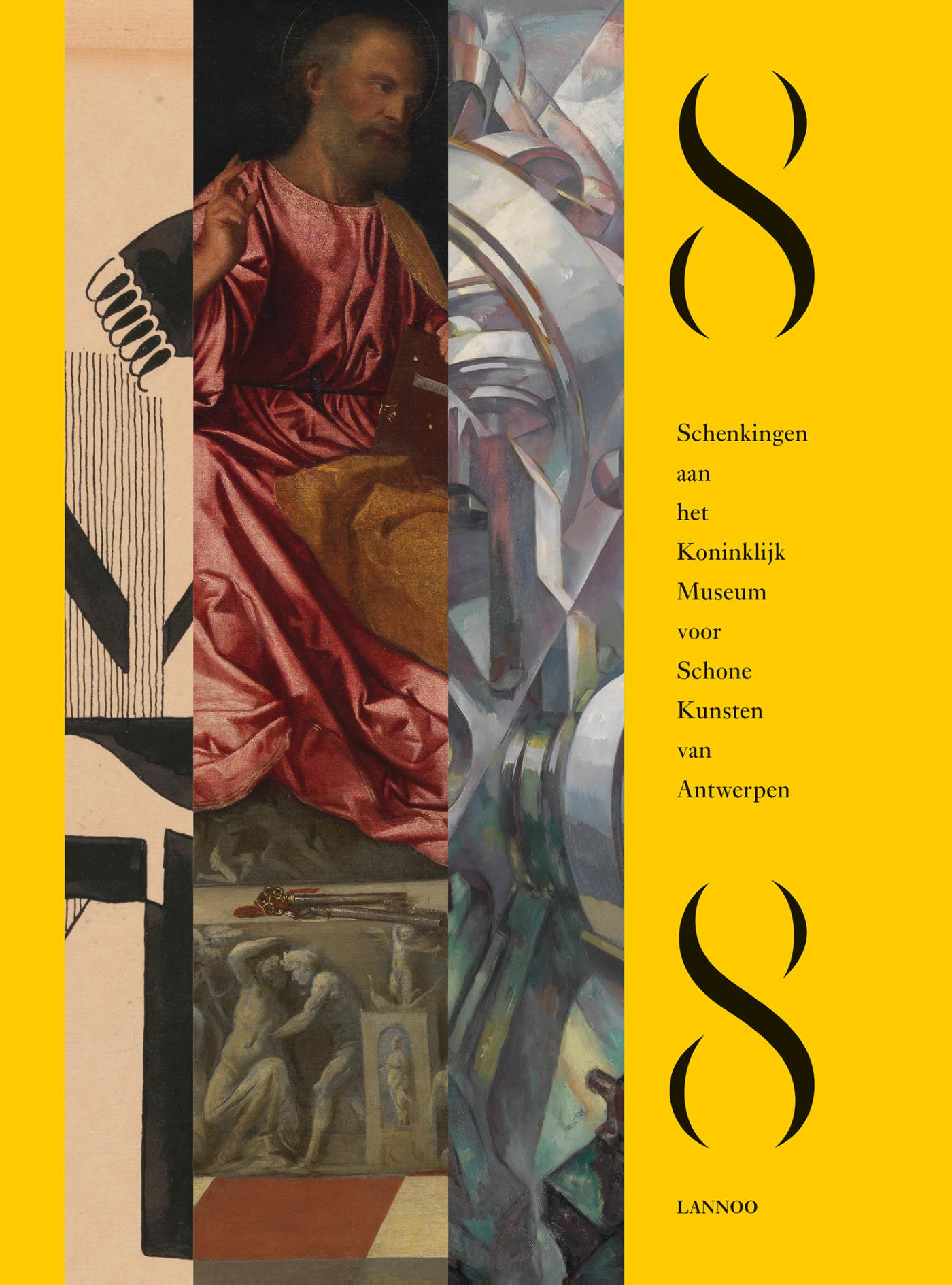 Schenkingen aan het Koninklijk Museum voor Schone Kunsten Antwerpen 2018