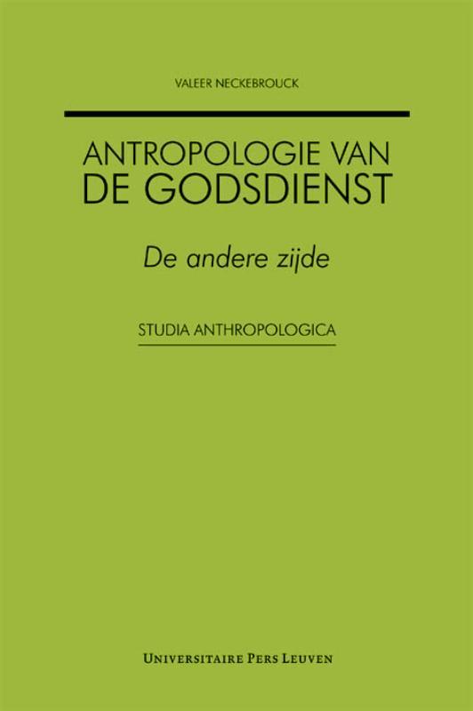 Antropologie van de godsdienst