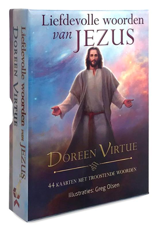 Liefdevolle woorden van Jezus