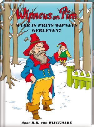 Waar is prins Wipneus gebleven?