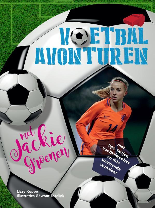 Voetbalavonturen met Jackie Groenen