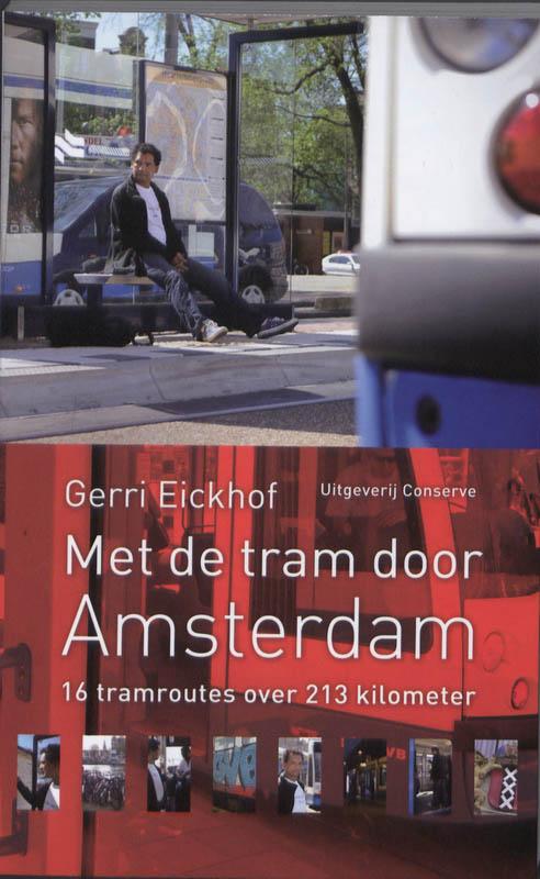 Met de tram door Amsterdam