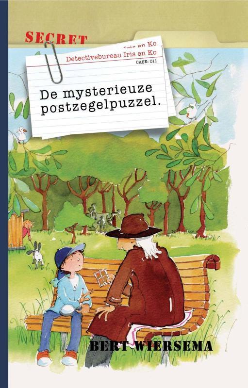 De mysterieuze postzegelpuzzel