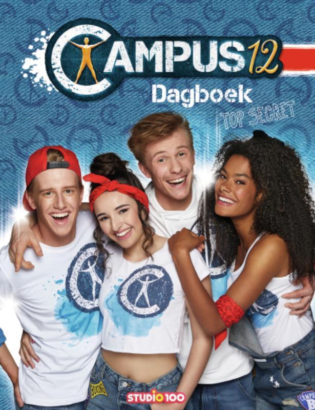 Campus 12 : dagboek met codeslot