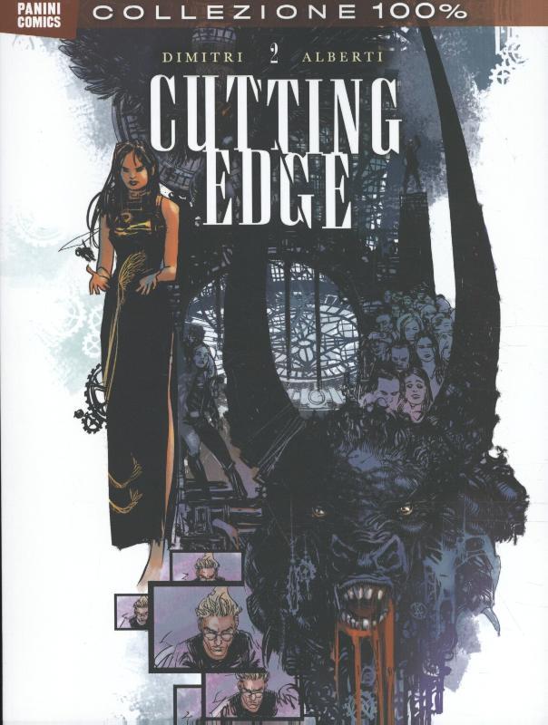 Cutting Edge: 2