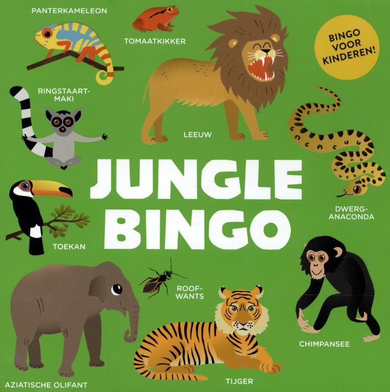 Jungle Bingo
