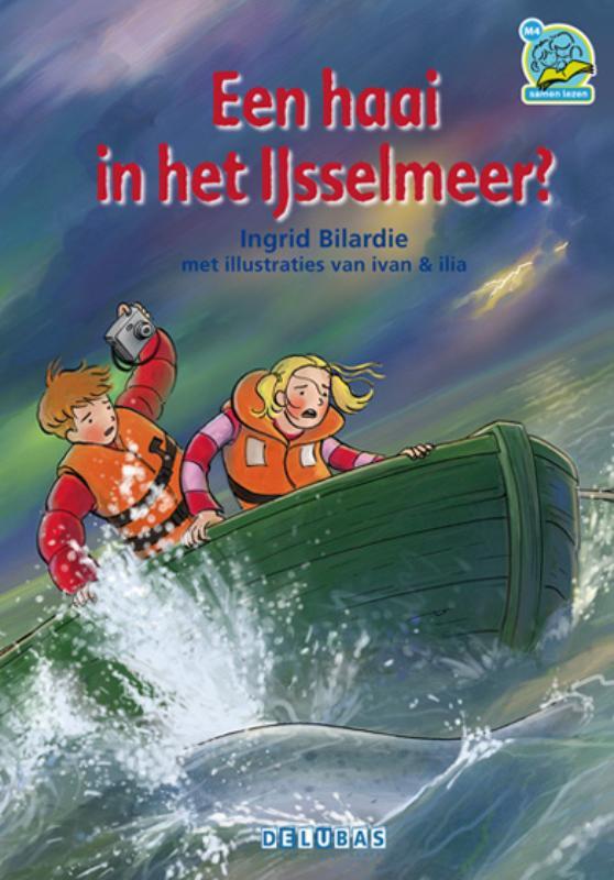 Een haai in het IJsselmeer?