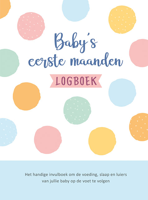 Baby's eerste maanden logboek