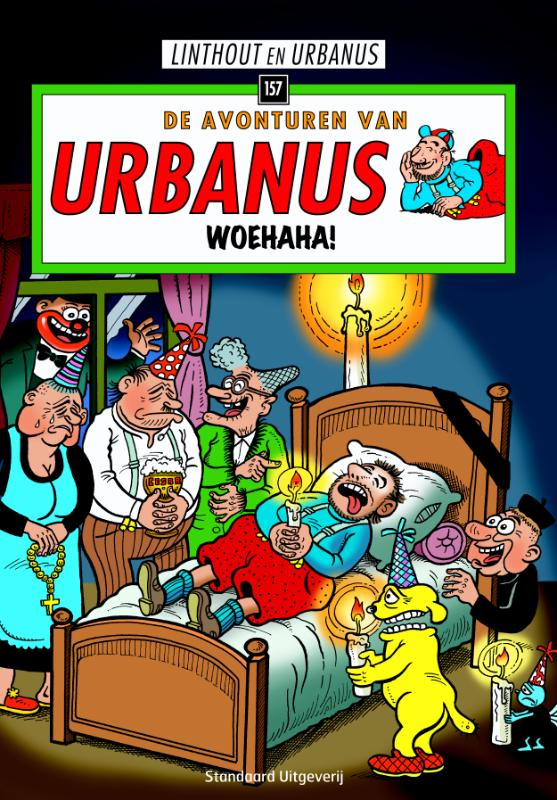 Urbanus in woehaha