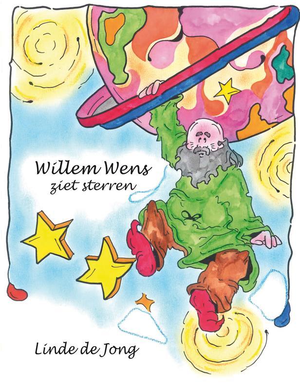 Willem Wens ziet sterren