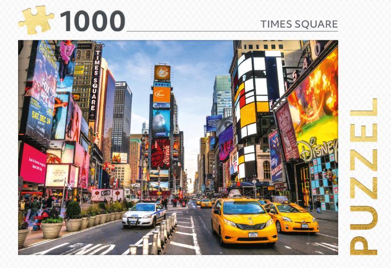 Times Square - puzzel 1000 stukjes