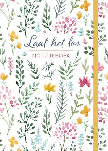Notitieboek - Laat het los