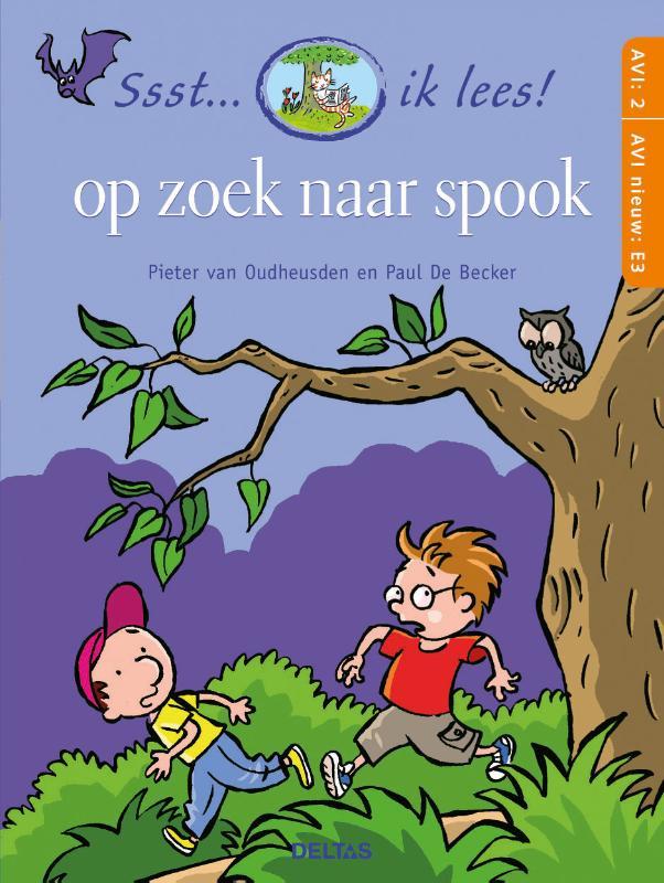 Op zoek naar spook