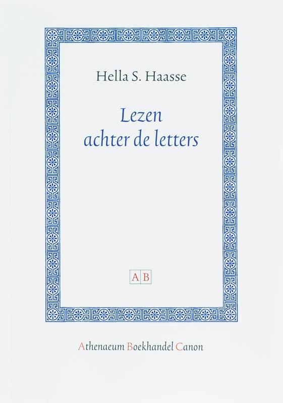 Lezen achter de letters