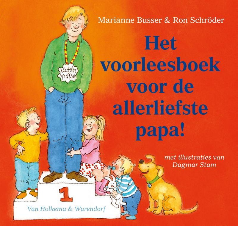 Het voorleesboek voor de allerliefste papa!