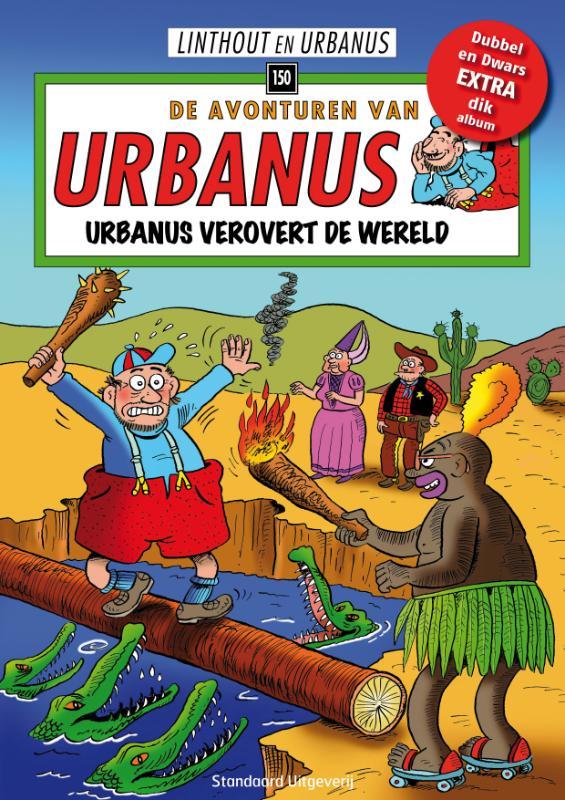 Urbanus verovert de wereld