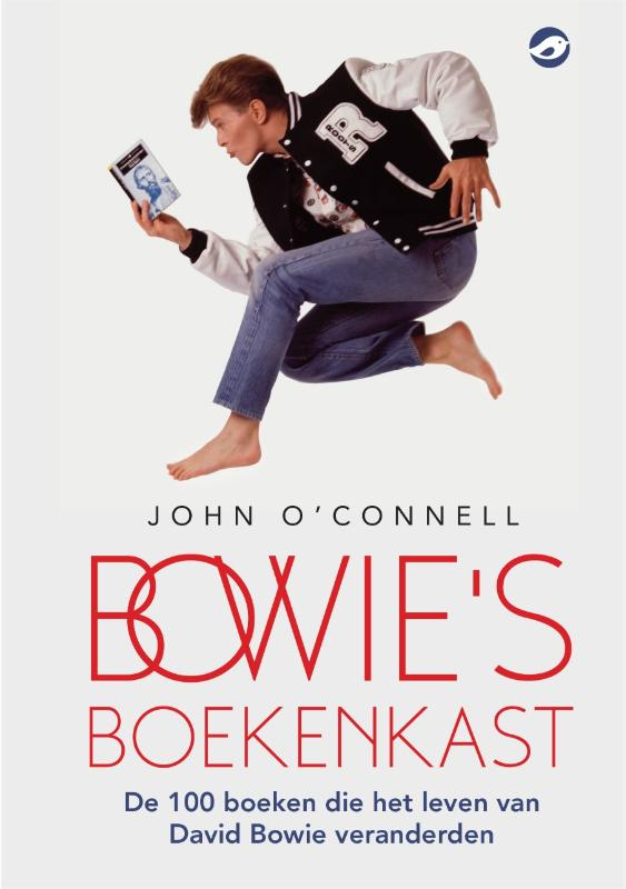 Bowie's boekenkast