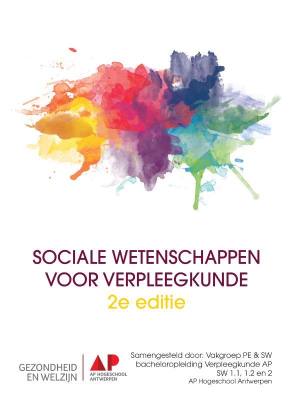 Sociale Wetenschappen voor Verpleegkunde, 2e custom editie