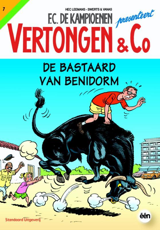 De bastaard van Benidorm