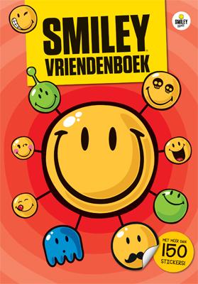 Smiley Vriendenboek