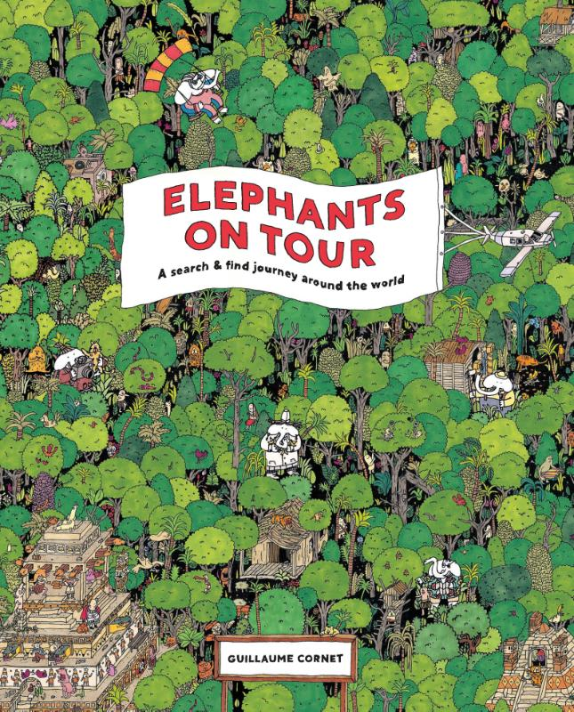 Elephants on Tour