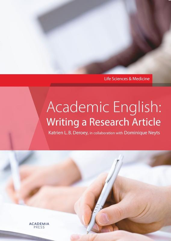 Academic English: Writing a research article