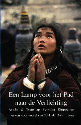 Een lamp voor het pad naar de verlichting